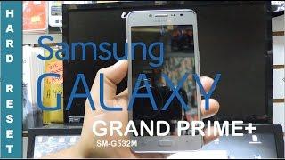 Samsung Galaxy Grand Prime+ PLUS  SM-G532M Hard Reset Quitar Contraseña thumbnail