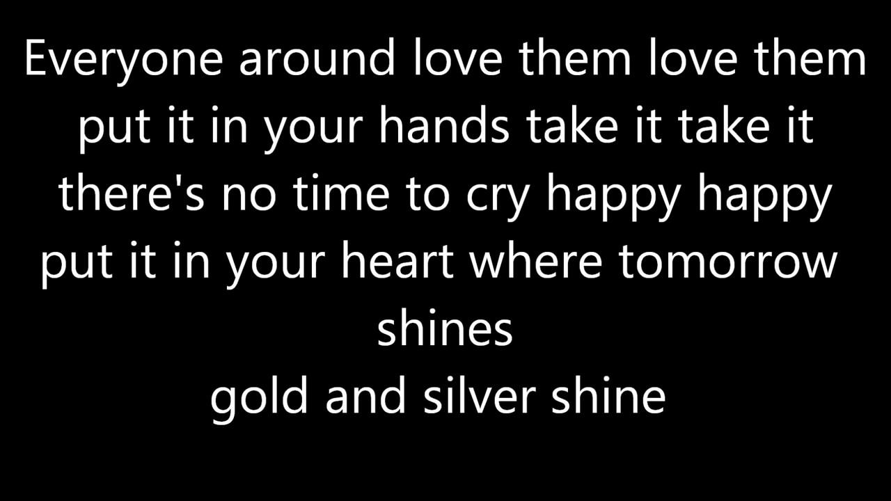 Happy People Lyrics