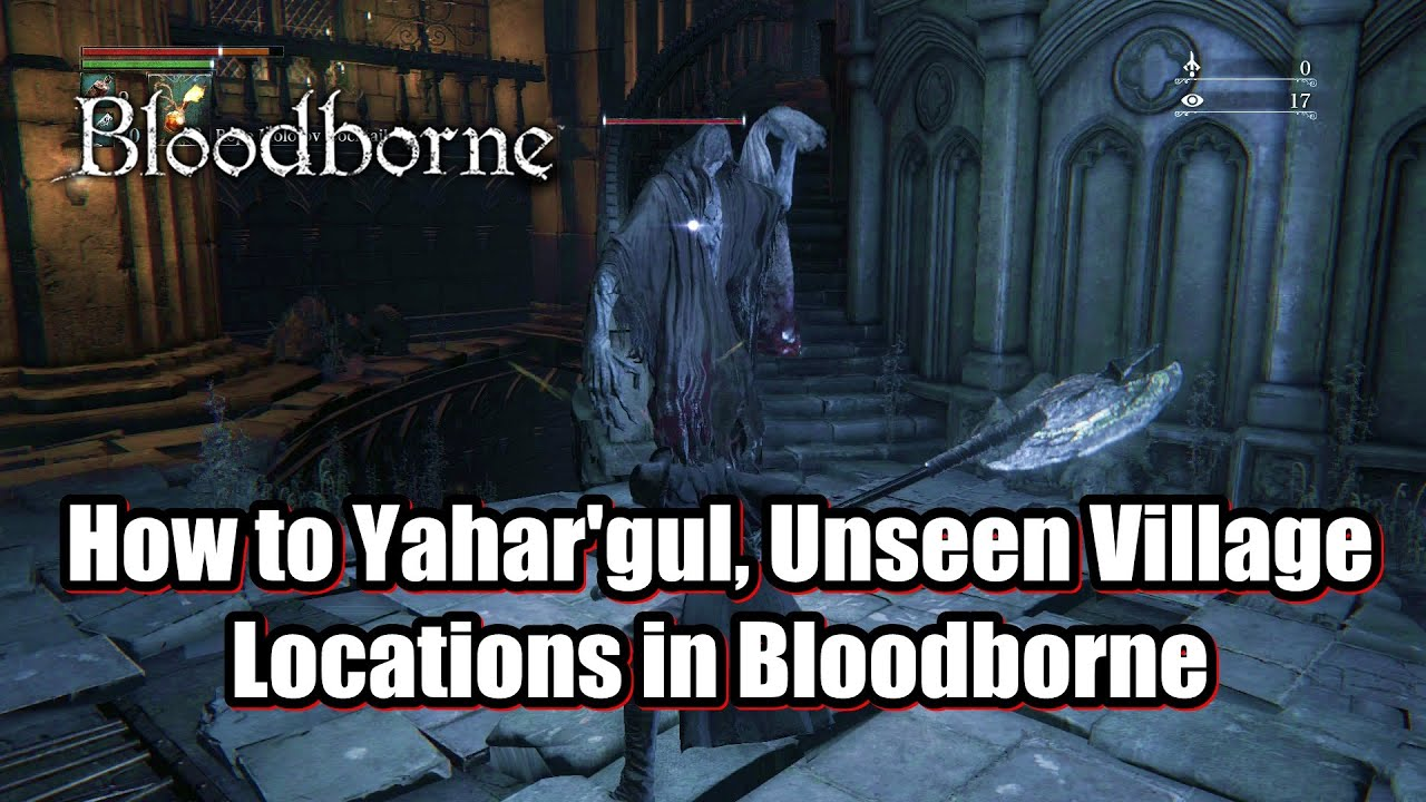 Gamer Guides - Yahargul, Unseen Village / Unseen Tombstone ...