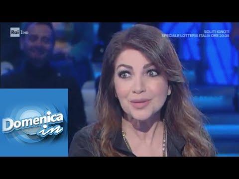 Cristina D'Avena tra carriera e vita privata - Domenica In 06/01/2019