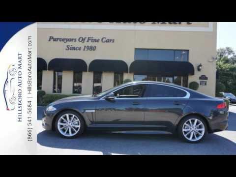 2012 Jaguar XF Tampa FL St Petersburg, FL #2982