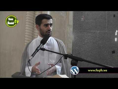 Hacı Samir Ramazan moizesi  (Tövhid )07062016