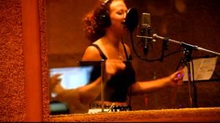 Работа над песней на студии звукозаписи с саунд продюсером Иваном Gex. HD качество.