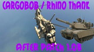 glitch gta 5 comment avoir le cargobob et le rhino tank sans etre niv 70 1 09