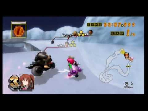 [MKWii]Wiimmfi World Wide Races(Selected) #22
