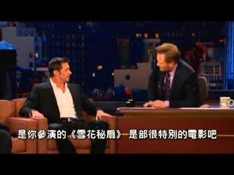 Hugh Jackman Sing a Chinese Song 'Give Me a Kiss'