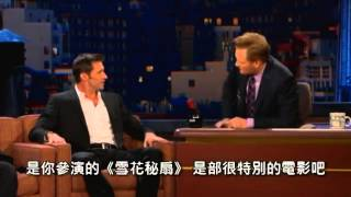 Hugh Jackman Sing a Chinese Song