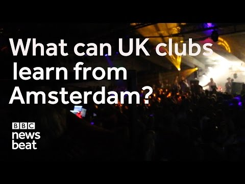 What can UK clubs learn from Amsterdam? | BBC Newsbeat