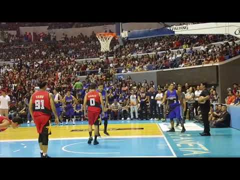 Star Magic OPPO All Star Game Second Half