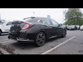 2017 Honda Civic EX-L w/ Navi Hatchback | UP CLOSE AND PERSONAL | #26