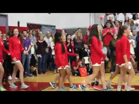 2016 Niskayuna High School PEP RALLY