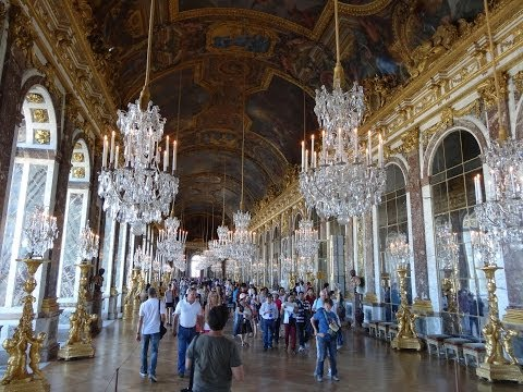 The movies 39 s travel 3 int rieur du ch teau de versailles 78 youtube for Chateau de versailles interieur