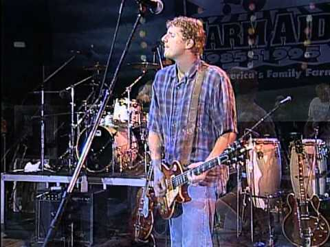 Hootie and the Blowfish - I'm Going Home (Live at Farm Aid 1995)