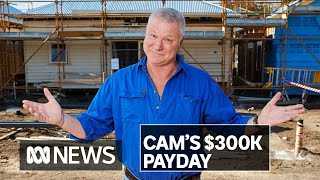 Reality TV builder Scott Cam's $300k government payday | ABC News