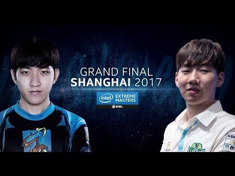 StarCraft II - herO vs. Rogue [PvZ] - Grand Final - IEM Shanghai 2017