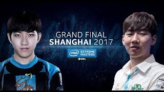 StarCraft II - herO vs. Rogue [PvZ] - Grand Final - IEM Shanghai 2017
