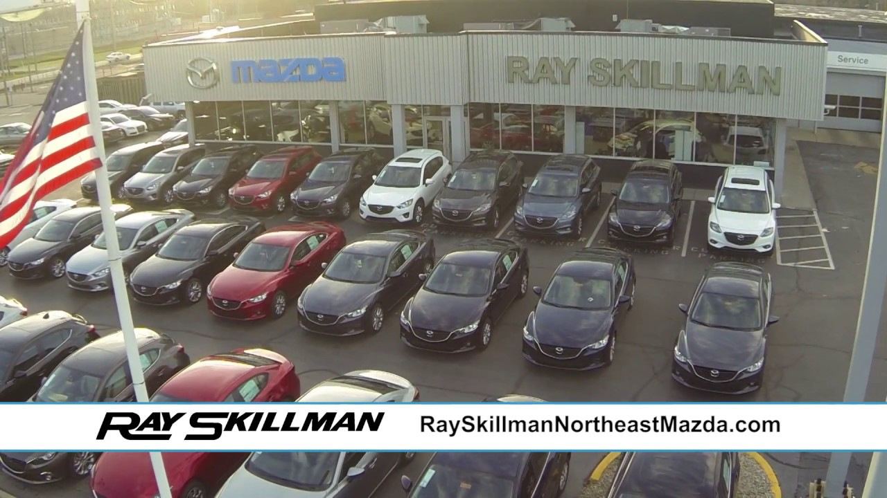Ray Skillman Mazda >> Start The New Year In A New Mazda Ray Skillman Northeast Mazda