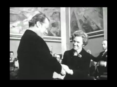 Nobelprijs Vrede voor Willy Brandt (1971)