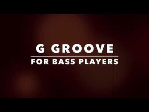 Groove Bass Backing Track (G Dorian)