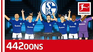 FC Schalke 04 Comeback Song feat. David Wagner - Powered by 442oons