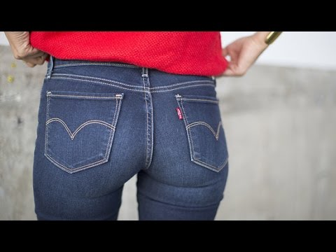 The History of Skinny Jeans - YouTube