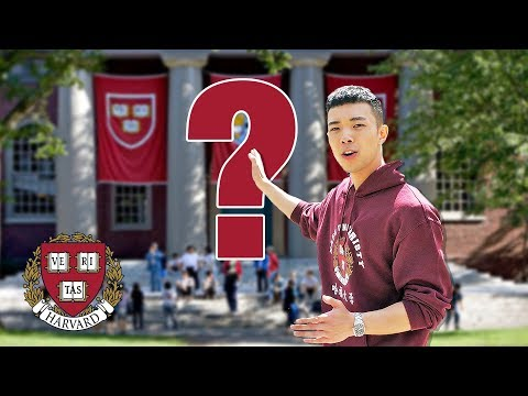 What's It Like Inside Harvard University? | Harvard Campus Tour