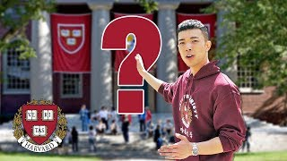 What's it like inside Harvard University? | Harvard Campus Tour