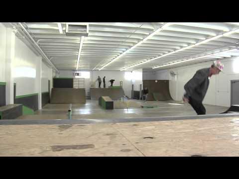 New Indoor Skate Park In Colorado Springs Sends Unique Message To Its Riders