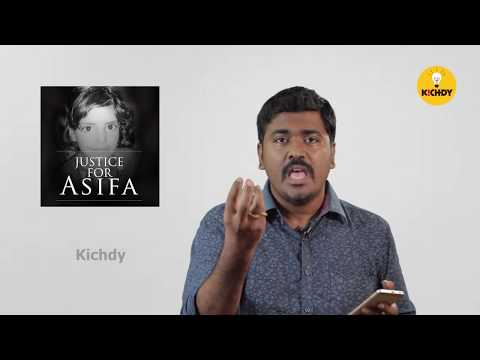 Justice for Asifa | The Story of Asifa in Tamil | Kichdy
