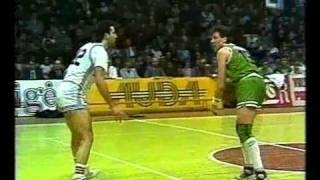 Жальгирис-Динамо 4ч. 08.03.1989