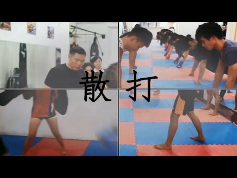 UTAR Wushu Club 10th Anniversary   Sanda Division Video