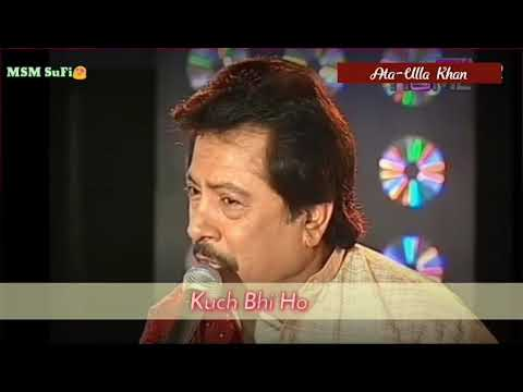 Ishq Ko Darde Sar KehNe Walon Suno_ best what's up status Shaayri Video | AttaUllah Khan