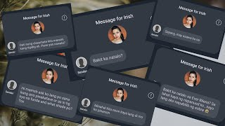 Answering Questions from Profoundly App| Profoundly Anonymous Sender|Irish Evangelio Video