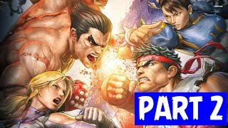 Street Fighter X tekken PC XBOX PS3 Gameplay HD Review PART 2