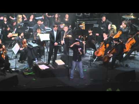 Video Games Live -Santiago Chile 2012- Part 3 de 3