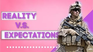 😳Army Expectations (The Truth About Joining The Military)