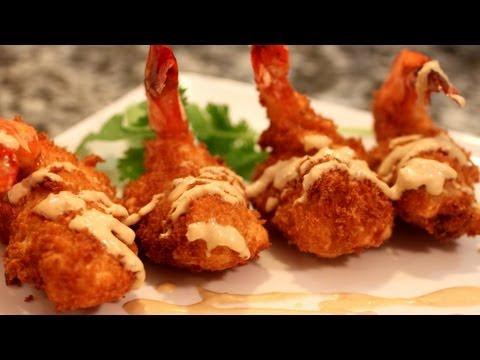 Tempura Shrimp - Panko Fried Shrimp Recipe