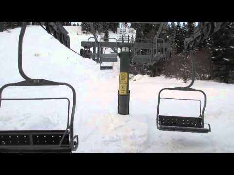 Fixed Grip Ski Lift - Daily Outside Speed Checks