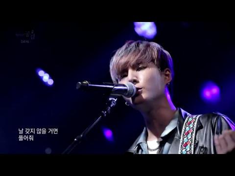 [EBS 스페이스 공감] 미방송 영상 DAY6 - 아 왜 (I Wait)