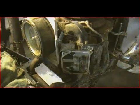 Craftsman (DYT 4000) 0012: Bent Push Rods/ Engine Teardown