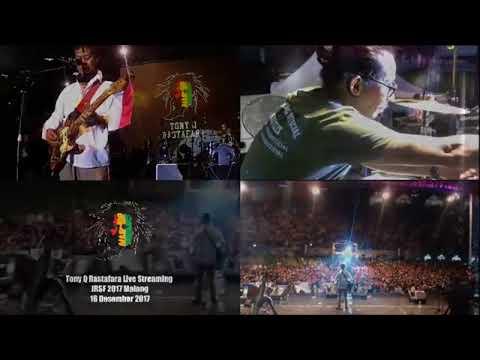 Tony Q Rastafara Live Streaming - Malang