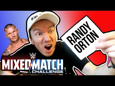 WWE Mixed Match Challenge Tag Teams Fan Version!