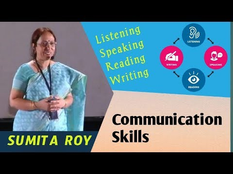 Comunication Skills Class by Dr.Sumita Roy at IMPACT 2012 Hy