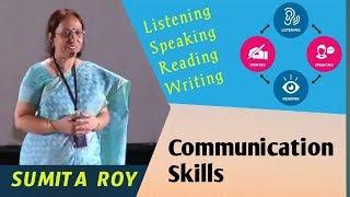 Comunication Skills Class by Dr.Sumita Roy at IMPACT 2012 Hyderabad