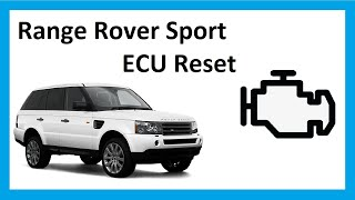 How to do an ECU reset on Range Rover Sport 2005(, 2014-04-22T17:41:10.000Z)