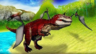 Jurassic Pterodactyl Simulator Be a Flying Dino Android Gameplay