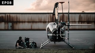 Flying A Helicopter Home During Hurricane Season | Ep 08