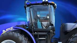 The New Holland Experience Virtual Tour - CR & T9 Powerful Champions