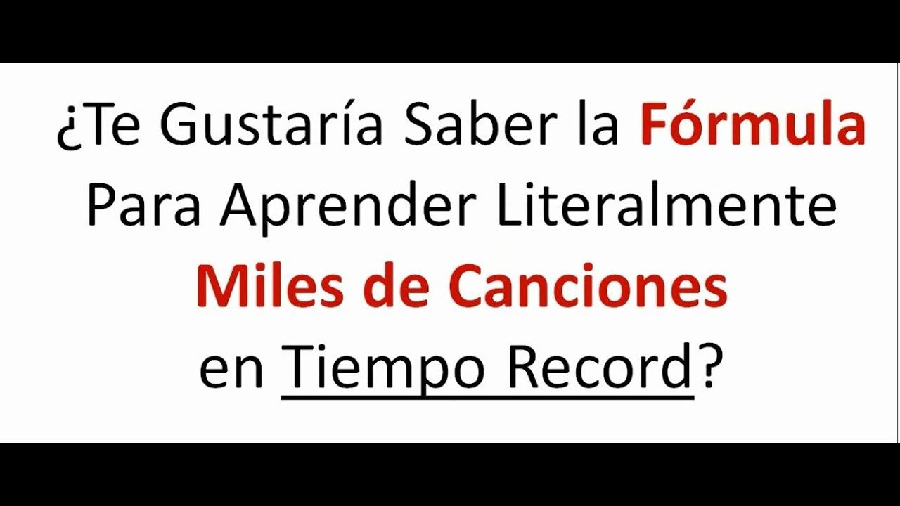4 Acordes Miles De Canciones En Guitarra Piano O Cualquier Instrumento Youtube