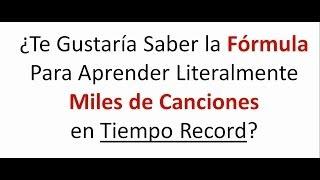 4 Acordes - Miles de canciones - En Guitarra, Piano o Cualquier Instrumento